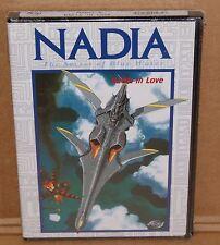 Nadia: The Secret Of Blue Water Vol.9 - Nadia In Love (DVD, 2002) R1 Brand New