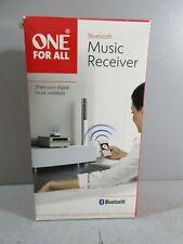 Uno para todos Receptor De Música Bluetooth SV1810 (B14/07/MJE)