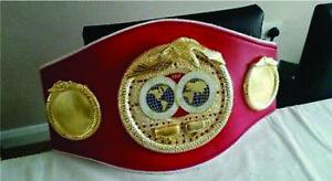IBF world Champion Boxing Belt