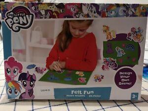 Official My Little Pony Felt Fun