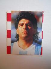Figurina Stickers Calciatori ALBUM GIORNALINO USA 1994 MARADONA  [AF]