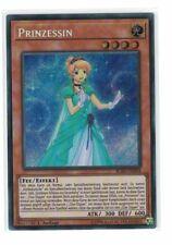 Princesse blrr-de004, secret rare , Near Mint, 1 ère Edition, Allemand, Yugioh