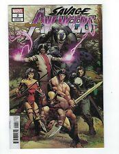 Savage Avengers # 2 Deodato Variant NM Marvel
