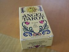 VINTAGE DECK Angel Tarot CARDS Stuart R. Kaplan Out of Print  New Sealed JAPAN