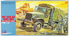 Hasegawa MT20 GMC CCKW-353 Cargo Truck 1/72 Scale Kit