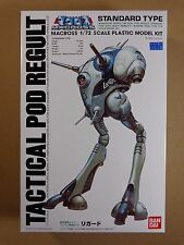 Bandai 1:72 Macross Tactical Pod Regult