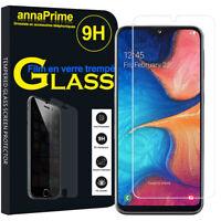 "1 Film Verre Trempé Protecteur Écran Samsung Galaxy A20E/ A20e Dual SIM 5.8"""