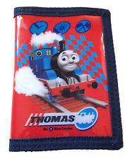 """Thomas THE TANK ENGINE Wallet-un grande valore Ripper & ideale """"in qualsiasi momento"""" presenti!"""