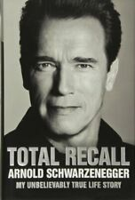 Total Recall by Arnold Schwarzenegger Book The Cheap Fast Free Post