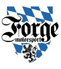 FMPK371-3 FORGE MOTORSPORT FIT  REPLACEMENT FILTER ELEMENT FOR FMINDGOLR