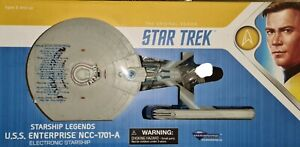 Star Trek USS Enterprise NCC-1701-A Electronic Starship Legends New 2018 Sounds