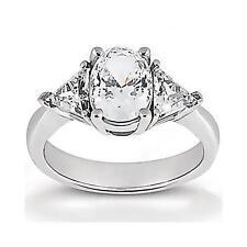 Diamond Three-Stone 14k Fine Rings