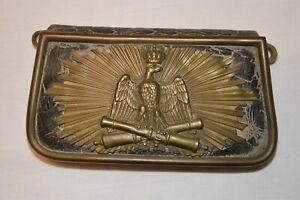 GIBERNE OFFICIER ARTILLERIE GARDE IMPERIALE-CRIMEE-ITALIE-MEXIQUE-GUERRE 1870/71