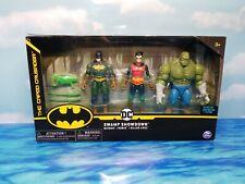 """Batman - Swamp Showdown Set - 4"""" Action Figures"""