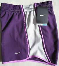 New! Nike [Xs] Women Pacer Dri-Fit Runner Shorts-Purple/Grey 339866-584