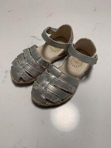UGG Toddler Matilde Sparkles Sandal Size 6t