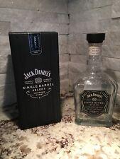 Jack Daniels Single Barrel Select Empty Bottle with Box