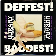 Wendy O. Williams - Ultrafly and the Hometown Girls Deffest and Baddest! New LP!