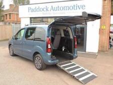 Partner 5 Doors Disabled Vehicles