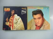 Konvolut 24 Schallplatten Vinyl Rock 'n' Roll Elvis Poster Fundgrube K050519AF0