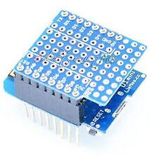 ProtoBoard Schild für WeMos D1 mini doppelt sided perf board Arduino Kompatibel