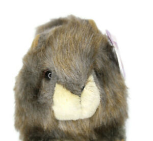 Puffkins 1997 Nutty the Squirrel Swibco Plush Style 6609