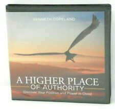 Kenneth Copeland A Higher Place of Authority Audio CD Set - Power in Christ 2001