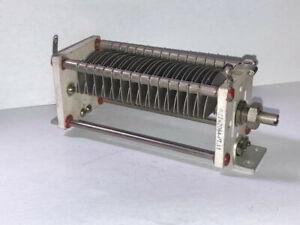 Hammarlund Wide Spaced Plates Variable Capacitor, 15 pF - 85 pF, Ham Radio