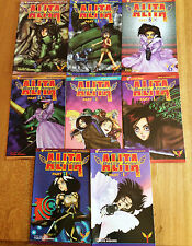 BATTLE ANGEL ALITA PART 6 (1996) #1,2,3,4,5,6,7,8 (Full Series!) - VF/NM
