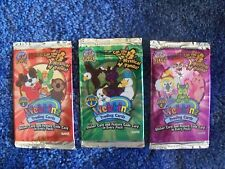 WEBKINZ TRADING CARDS~SERIES 4 lot~ 3 Packs~NEW & RARE~Find the Mystical Panda