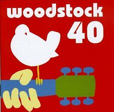 Woodstock 40 [CD]