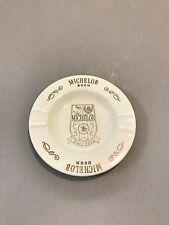MICHELOB BEER ASHTRAY, vintage ashtray, beer ashtray, vintage barware, MINT