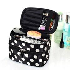 Women Travel Multifunction Makeup Bag Case Toiletry Zip Organizer Storage Pouch