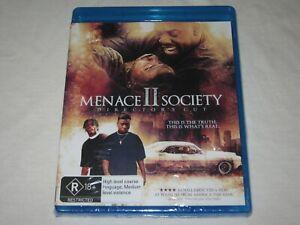 Menace II Society - Director's Cut - Brand New & Sealed - Region B - Blu Ray