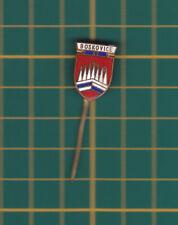 Boskovice Boskowitz anstecknadel Czechoslovakia stick pin badge