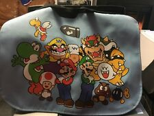 Nintendo Switch - Vintage Super Mario Shoulder Messenger School Bag