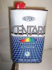 DuPont 2K Activator XK205  1 litre  Standard Hardener Catalyst for HS paints