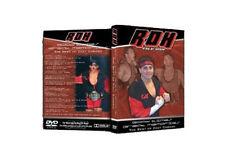 "Official ROH Ring of Honor Best of Colt Cabana ""Good Times Great Memories"" DVD"