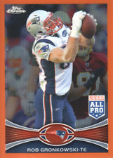 2012 Topps Chrome Football Orange Refractor Cards! HUGE List! Combined Shipping!