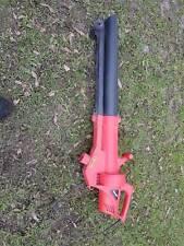 Blower Vac, Homelite hand held 240v