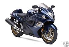 GSX1300R 08 TOUCH UP KIT INDY BLUE AND NEBULAR BLACK