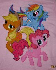 My Little Pony Toddler Glitter Tee Toddler Girls T-Shirt  2T, 3T or 4T