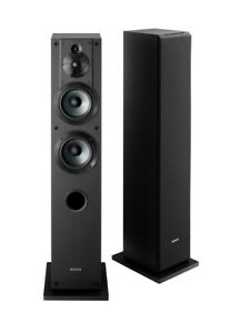 Sony SS-CS3 3-way 4-driver Floor-Standing Speaker System -Sold Individually