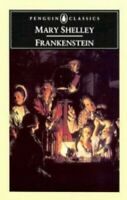 Frankenstein or the Modern Prometheus by Mary Shelley Paperback Book The Fast