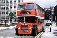 Eastern Counties LFS16 5616NG Bristol Lodekka Bus Photo Ref P345