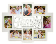 NEW FAMILY PHOTO FRAME COLLAGE XMAS GIFT INDOOR DECORATIONS PICTURE MEMORIES
