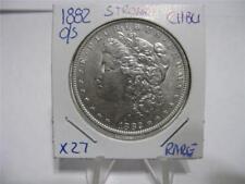 VERY RARE  1882 O/S MORGAN DOLLAR VERY NICE MS BU+++ ESTATE COIN  x27