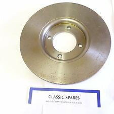 FORD CORTINA MK 3 4 AND 5 1970 - 1982 NEW FRONT BRAKE DISC (WW107)