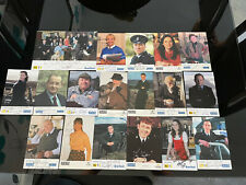 More details for 19 postcard size autographed. individually signed cast of heartbeat.