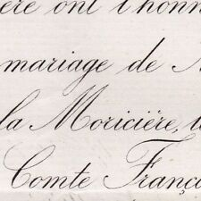 Henriette Juchault De La Moriciere François De Maistre 1869